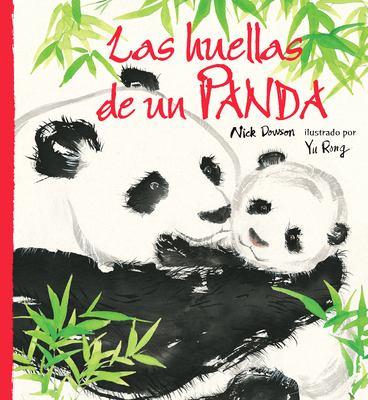 Las huellasde un panda