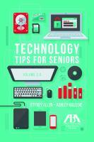 Tech Tips for Seniors