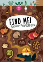 Find Me! Adventures Underground