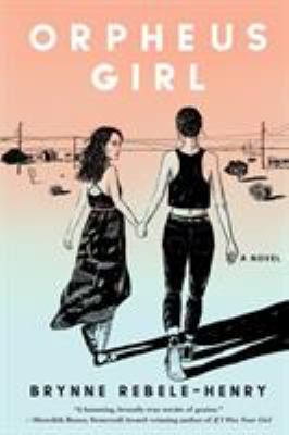 Cover image for ORPHEUS GIRL