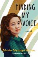 Cover of Finding My Voice