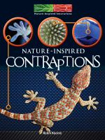 Nature-inspired Contraptions