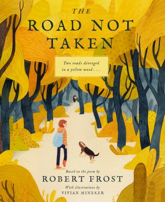 The Road Not Taken(book-cover)