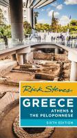 RICK STEVES GREECE - ATHENS & THE PELOPONNESE