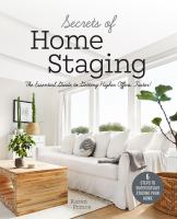 Secrets of Home Staging