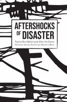 Aftershocks of Disaster