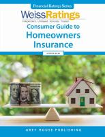 Weiss Ratings' Consumer Guide to Term Life Insurance
