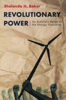 Revolutionary power : an activist's guide to the energy transition
