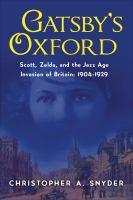 Gatsby's Oxford