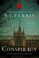 Conspiracy: A Giordano Bruno Thriller