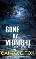 Media Cover for Gone by Midnight