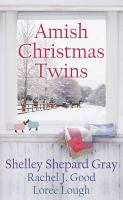 Amish Christmas twins [text (large print)]