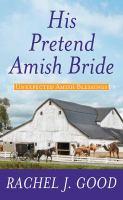 His pretend Amish bride