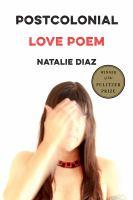 Cover of Postcolonial Love Poem: Po