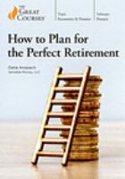 How to Plan for the Perfect Retirement (DVD)