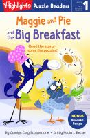 Maggie and Pie and the Big Breakfast