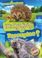 Hedgehog or Porcupine?