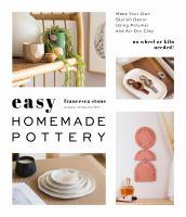 Easy Homemade Pottery