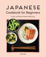 Cover of Japanese Cookbook for Begi