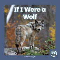 If I Were A Wolf