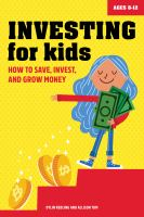 Cover of Investing for Kids