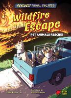 Wildfire Escape: Pet Animals Rescue!