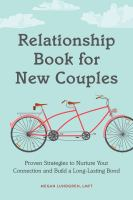Relationship Book for New Couples