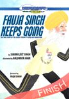 Fauja Singh Keeps Going: The True Story of the Oldest Person to Ever Run A Marathon (DVD)