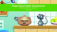 Mega-sized Math Adventures!