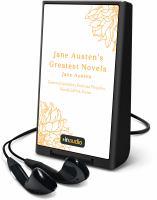 Jane Austen's Greatest Novels
