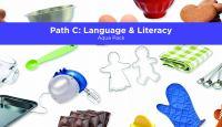 Pre-K Academy. Path C: Language & Literacy. Aqua Pack