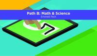 Pre-K Academy. Path B: Math & Science. Emerald Pack