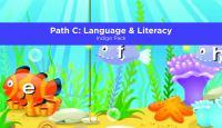 Pre-K Academy. Path C: Language & Literacy. Indigo Pack
