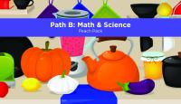 Pre-K Academy. Path B: Math & Science. Peach Pack