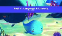 Pre-K Academy. Path C: Language & Literacy. Red Pack