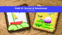Pre-K Academy. Path D: Social & Emotional. Lime Pack
