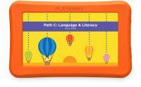 Pre-K Academy. Path C: Language & Literacy. Ivory Pack