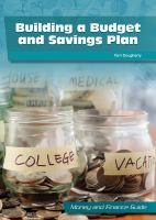 Building A Budget and Savings Plan