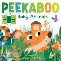 Peekaboo Baby Animals