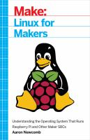 Linux for Makers