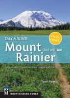 Day Hiking Mount Rainier National Park