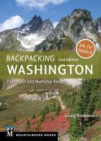 Backpacking - Washington