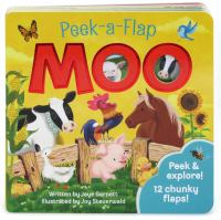Peek-a-flap Moo