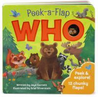 Peek-a-flap Who