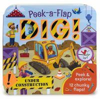 Peek-a-flap Dig!