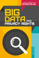 Big Data and Privacy Rights