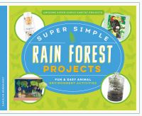 Super Simple Rain Forest Projects