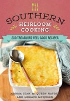 Southern Heirloom Cooking