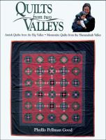 Quilts From Two Valleys