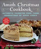 Amish Christmas Cookbook